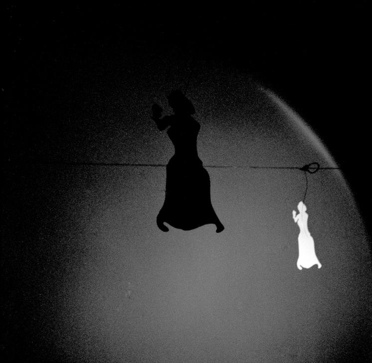 Darkroom Shadow casting